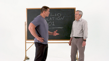 "John Cena with Bill Gates Foundation ""End Polio"" | Rotary International"