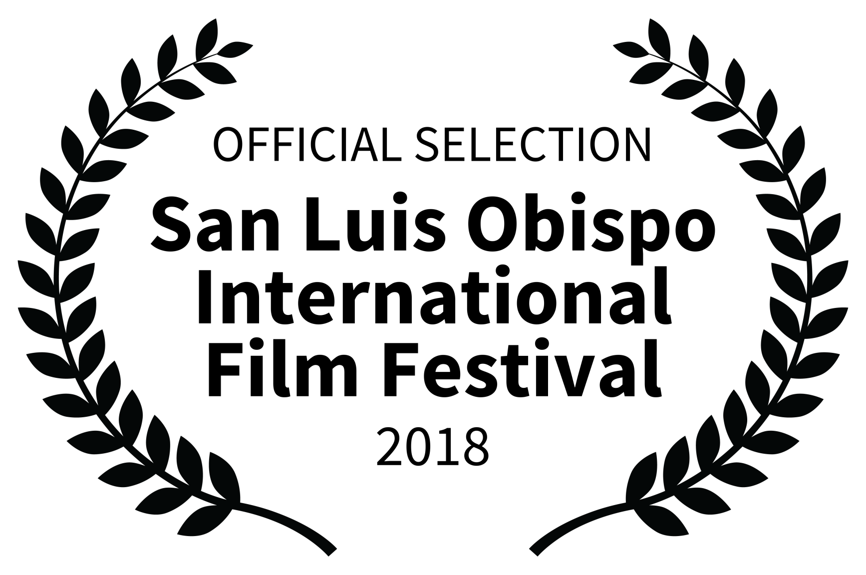 OFFICIAL SELECTION - San Luis Obispo Int