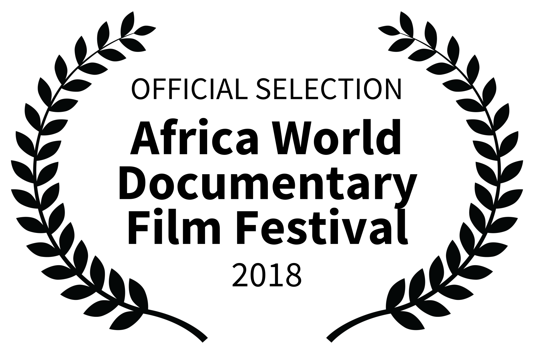 OFFICIAL SELECTION - Africa World Docume
