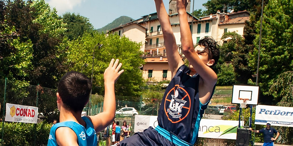 18 - 24 Luglio / Dynamo Sport Week (BASKET)