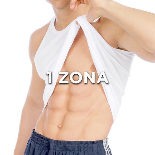 1 Zona a Elección | 8 Sesiones | ToneUp