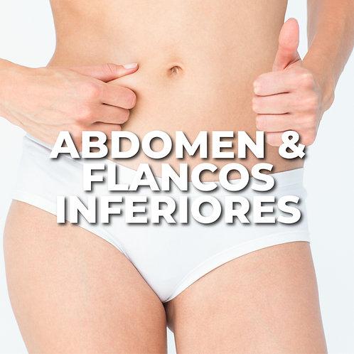 Abdomen y Flancos Inferiores | (1 Sesión)