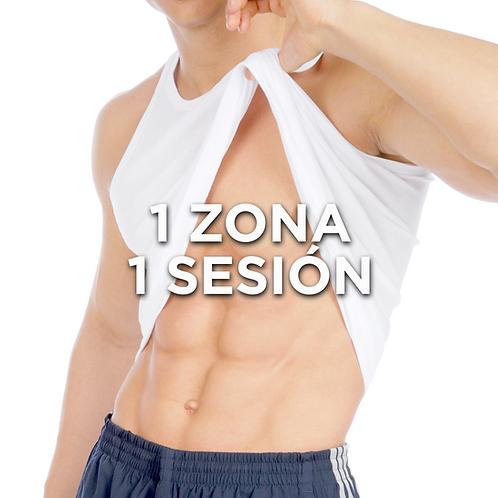 1 Sesión en Zona a Elección | ToneUp