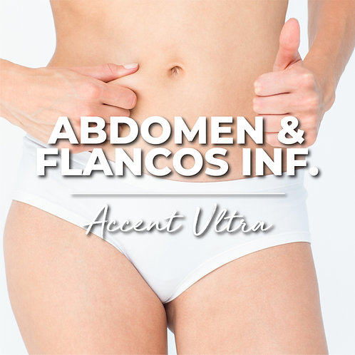 Abdomen & Flancos Inferiores | Accent Ultra