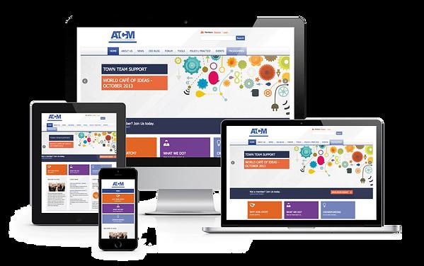 Páginas Web Multipltaforma