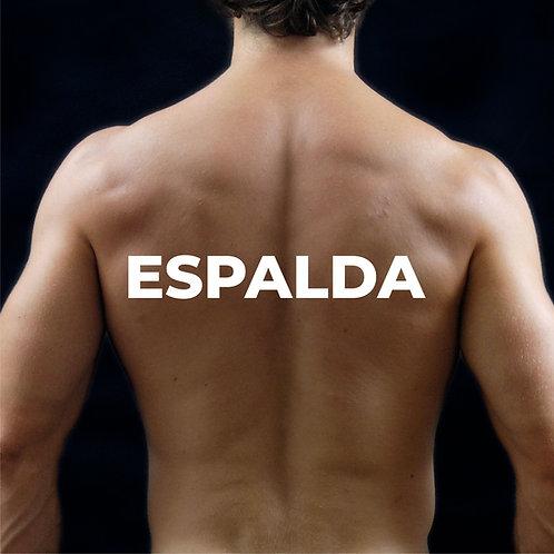 Espalda | 4 Sesiones