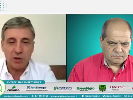 "Gerardo Criolani: ""Falta mercadería para abastecer a los compradores"""