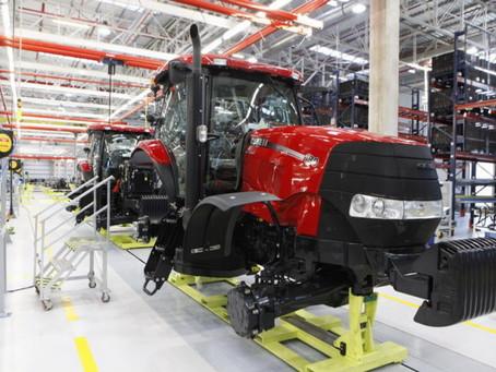 CNH quiere triplicar los componentes nacionales de sus máquinas en Argentina