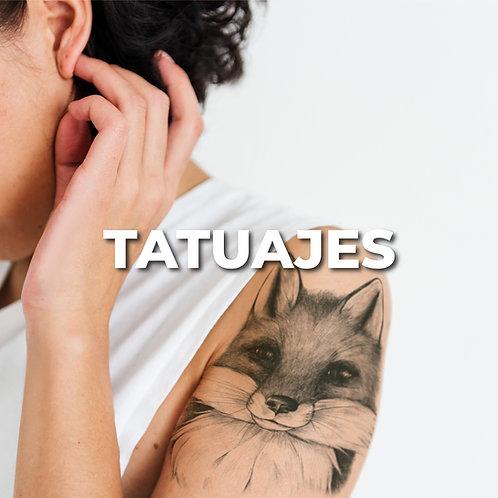 Remoción de tatuajes | Mediano