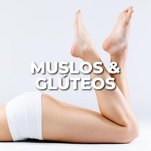 Radiofrecuencia | Muslo y Glúteos | 5+1 Sesiones