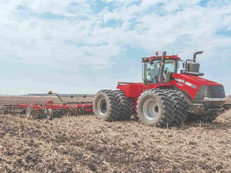 El balance del 2020 de la maquinaria agrícola es positivo