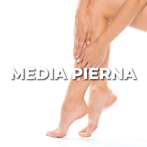 Media Pierna | 6 Sesiones