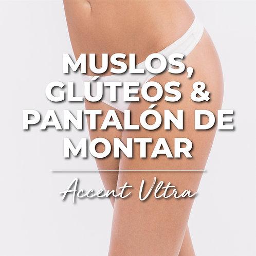 Muslos, Glúteos & Pantalon de Montar | Accent Ultra