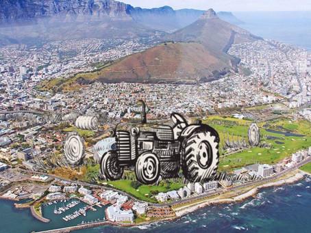 Sudáfrica: puerta de entrada de nuestra maquinaria agrícola a 54 países