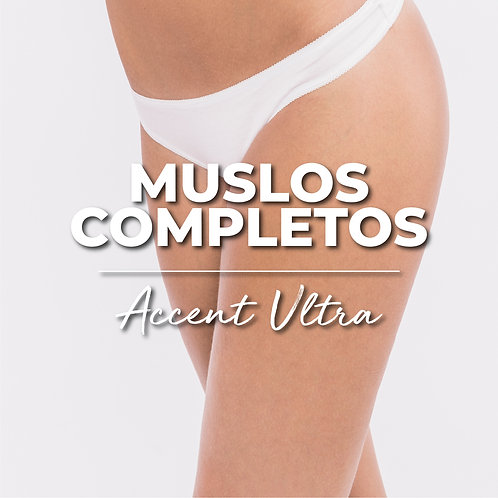 Muslos Completos | Accent Ultra