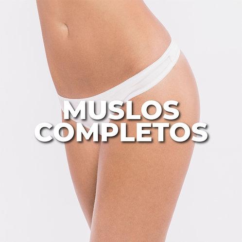 Muslos Completos | 5+1 Sesiones