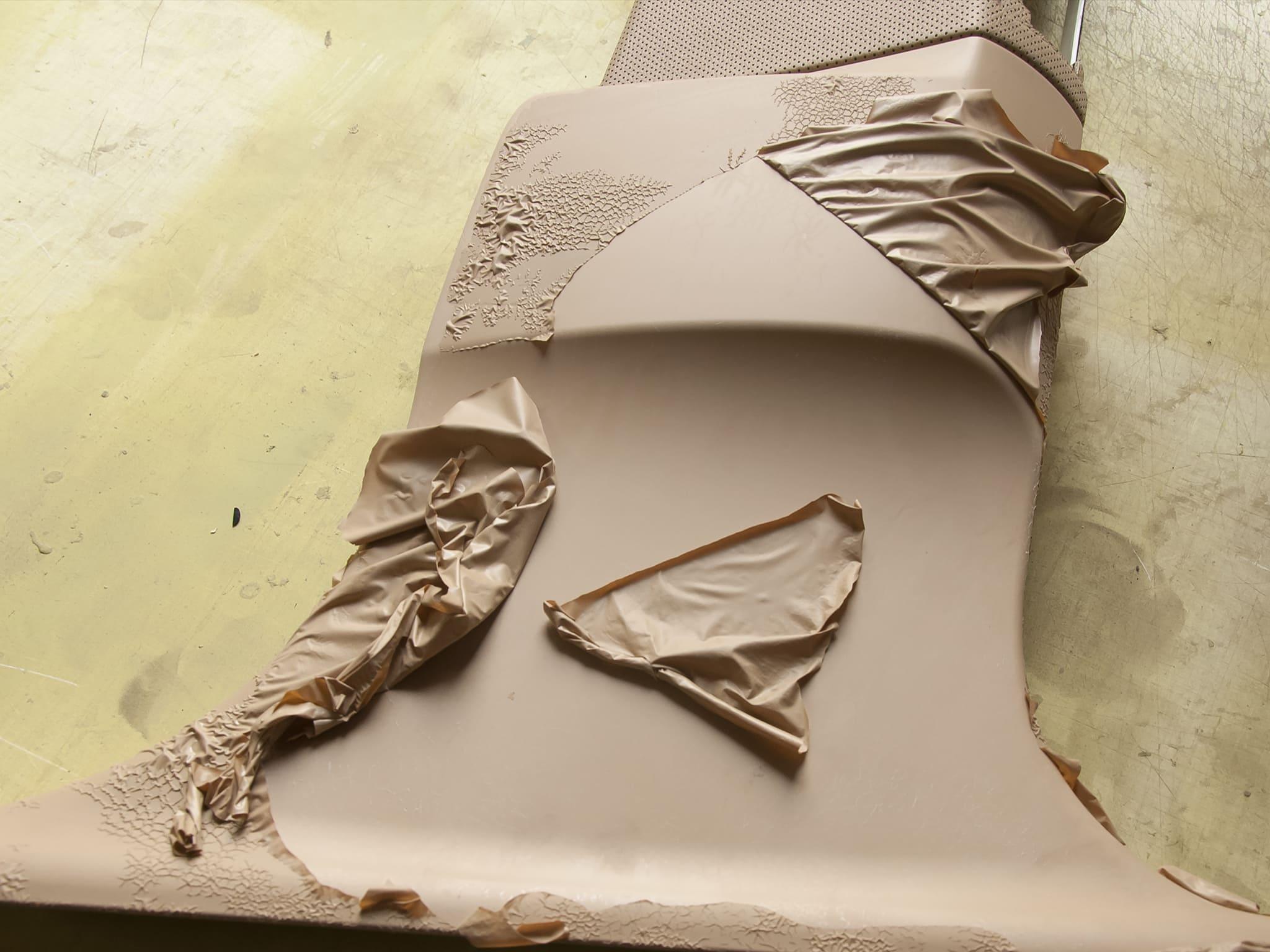 Dokonalé odstranění gumové vrstvy