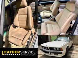 oprava interiéru BMW 6er