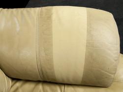 čištění kožené sedací soupravy