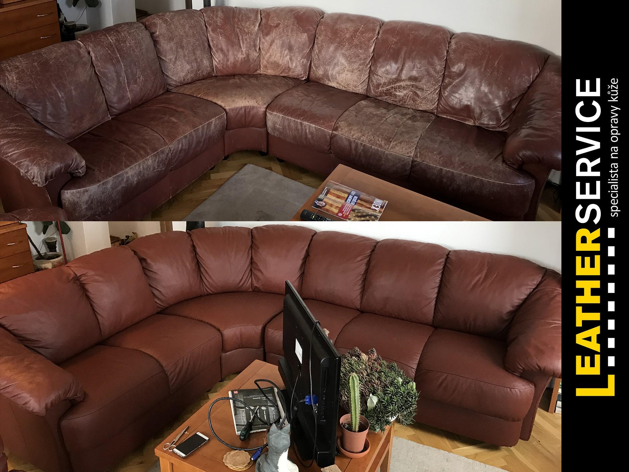 oprava sedacího nábytku