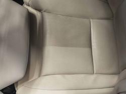 čištení kůže BMW 5er F10