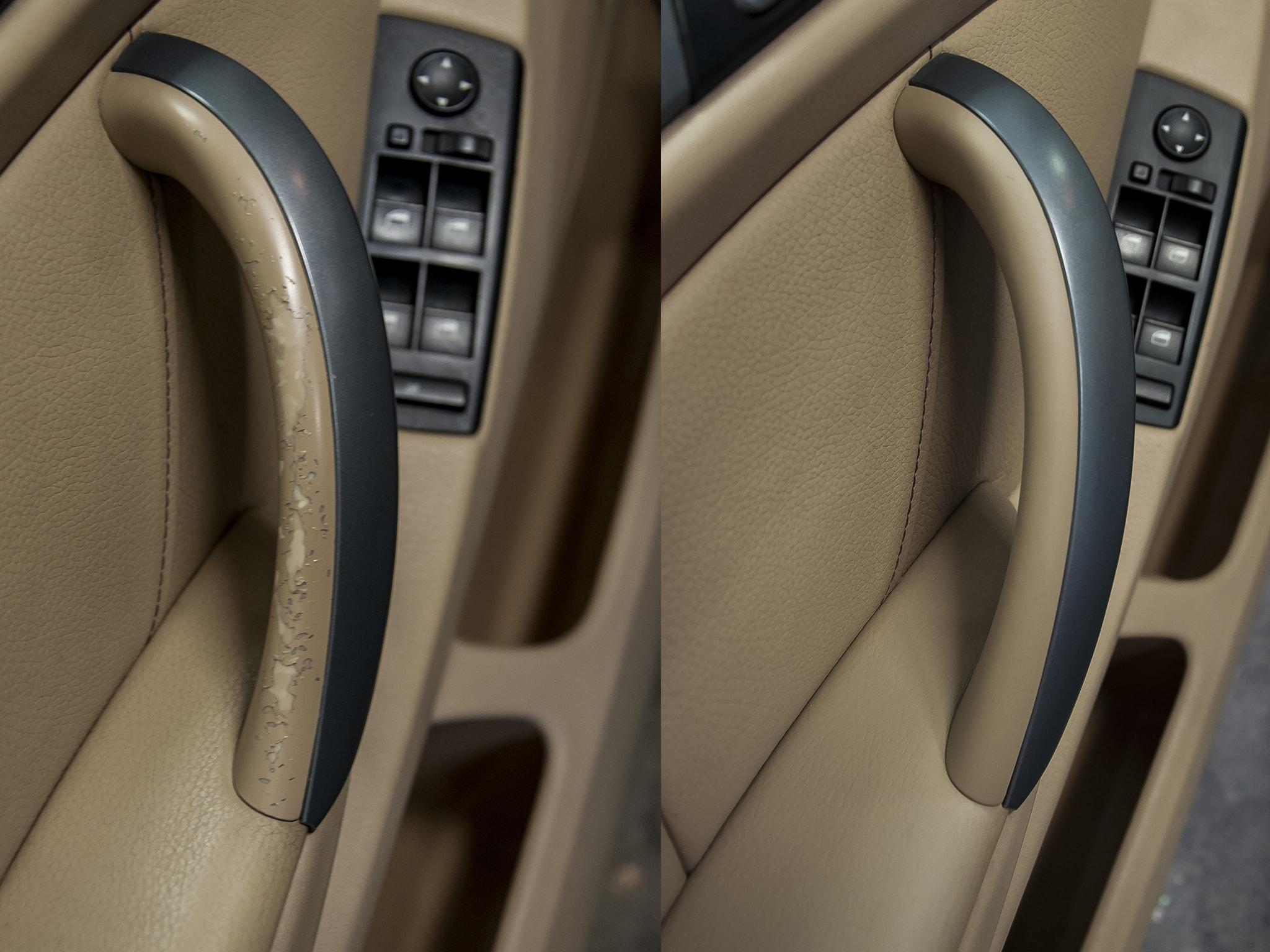 oprava madla v BMW X5