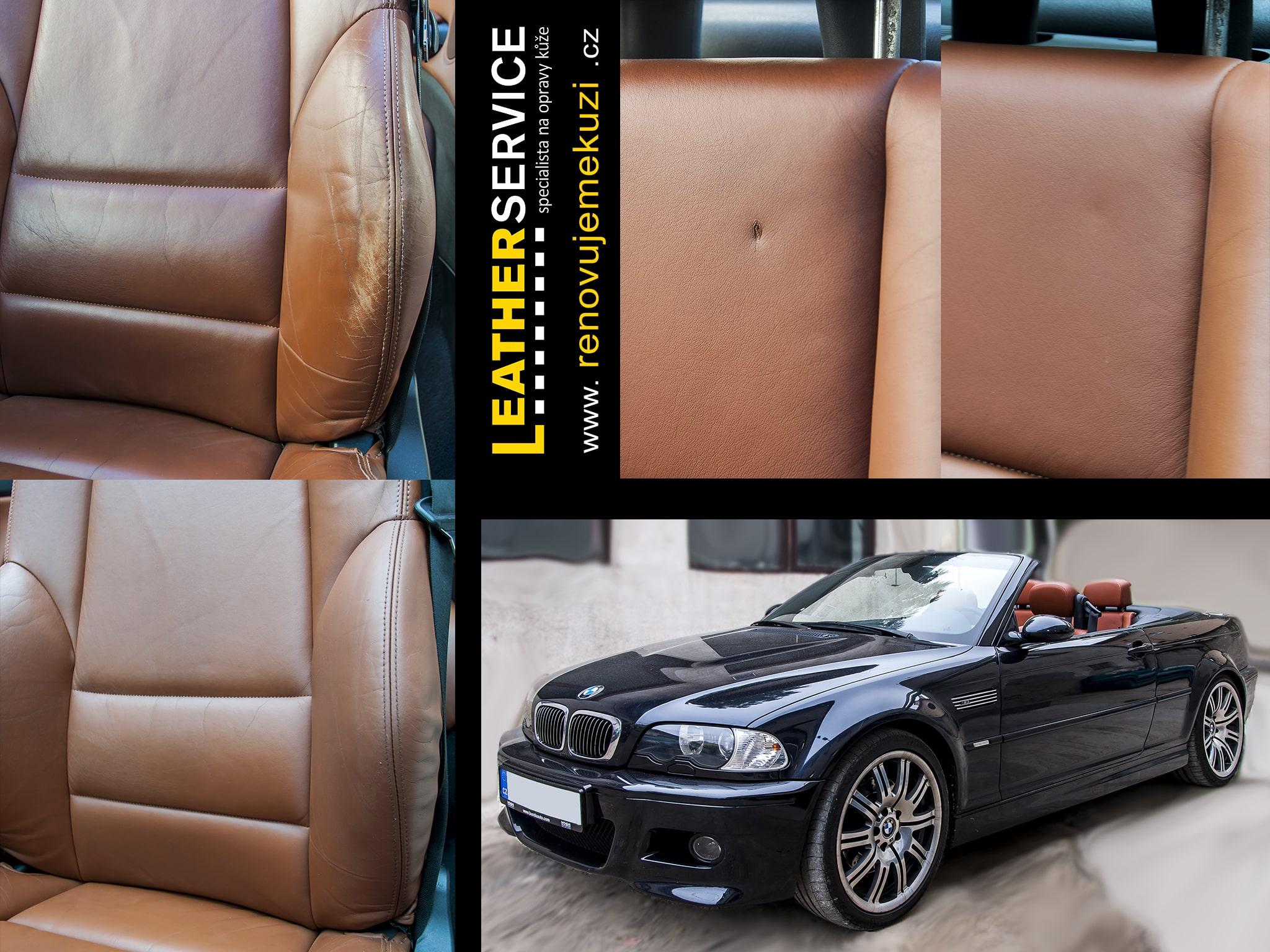 oprava BMW M3