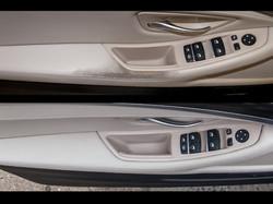 oprava koženého madla BMW 5er F10