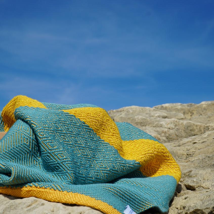 coperta bimbo/a lana e cotone