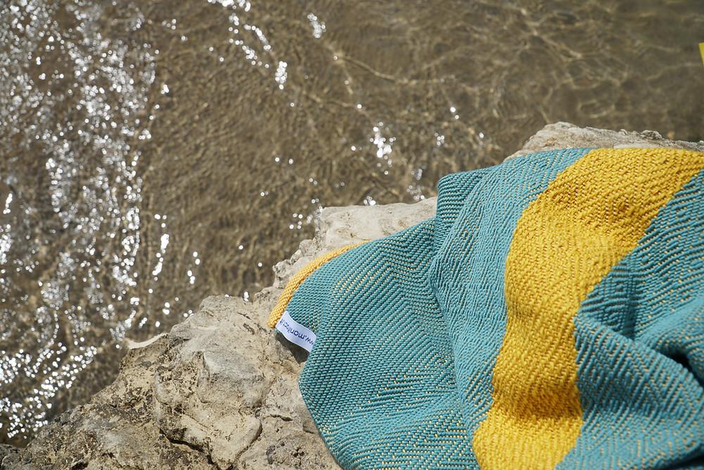 copertina bimbo/a lana merinos e cotone