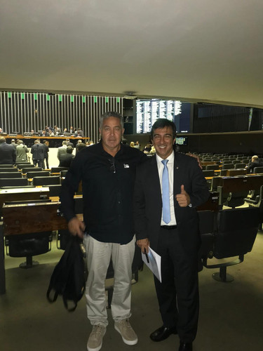 Gerson Barbosa e Vinícius Farah