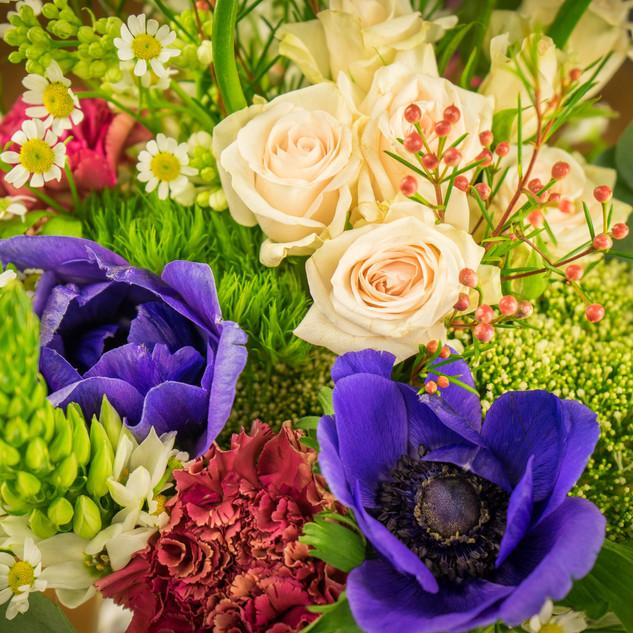 Blumenstrauss, Blumenbouquet