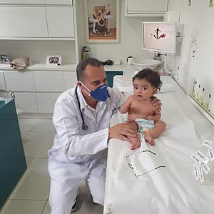27 de Julho- Dia do Pediatra-2021