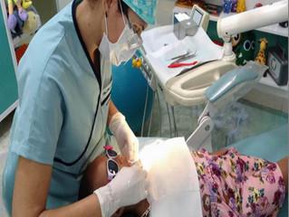 Porque Consultar um  Odontopediatra?