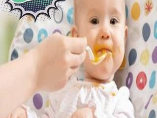 Você já viu como seu filho mastiga os alimentos?