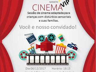 Cinema para Autistas