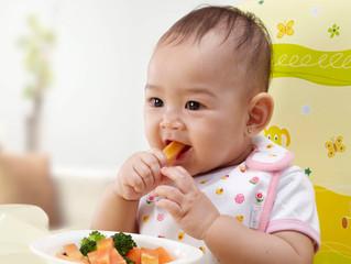 10 dicas para introdução alimentar do bebê