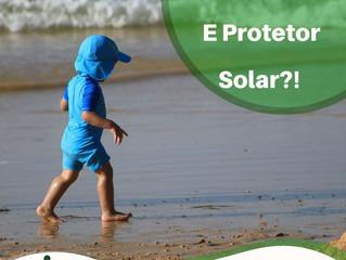 Férias!! Praia!! E Protetor Solar?⛱🏖☀️