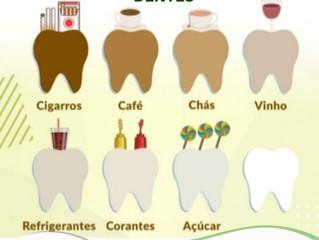 Escurecimento dos dentes