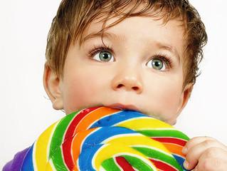 Açúcar na infância