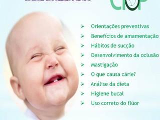 Odontologia para bebês