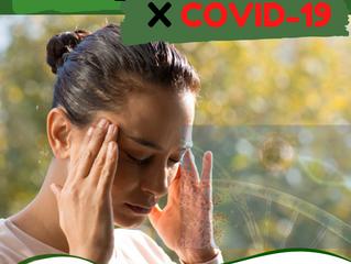 Enxaqueca X COVID-19