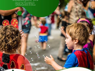 Cuidados com as crianças no Carnaval.🎊🎉