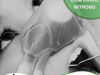 Sedação com óxido nitroso
