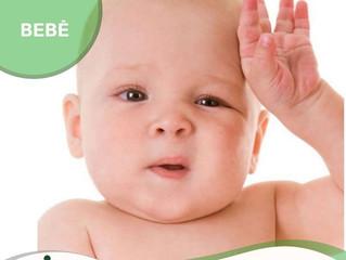Porque bebês suam muito a cabeça⁉️👶🥵