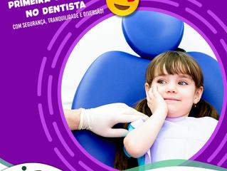 Primeira consulta no Dentista