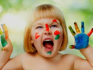 O que faz uma criança feliz?
