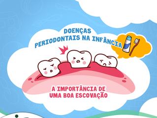 Doenças periodontais na infância