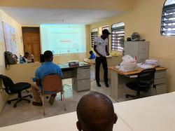 COVID 19 Community leader training