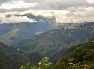 Coroico in Bolivien
